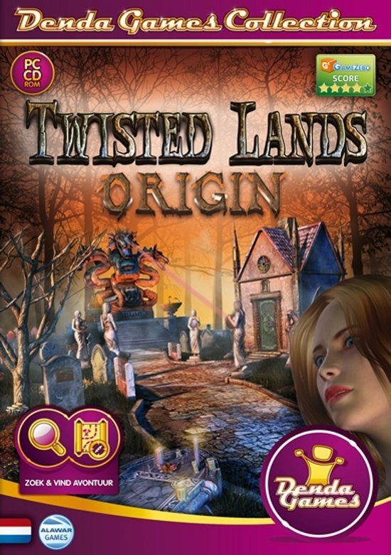 Twisted Lands Origin