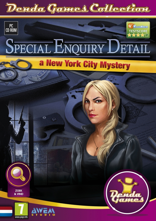 Special Enquiry Detail
