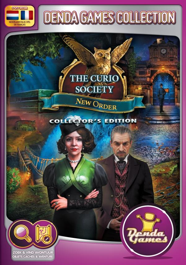 Curio Society - New Order