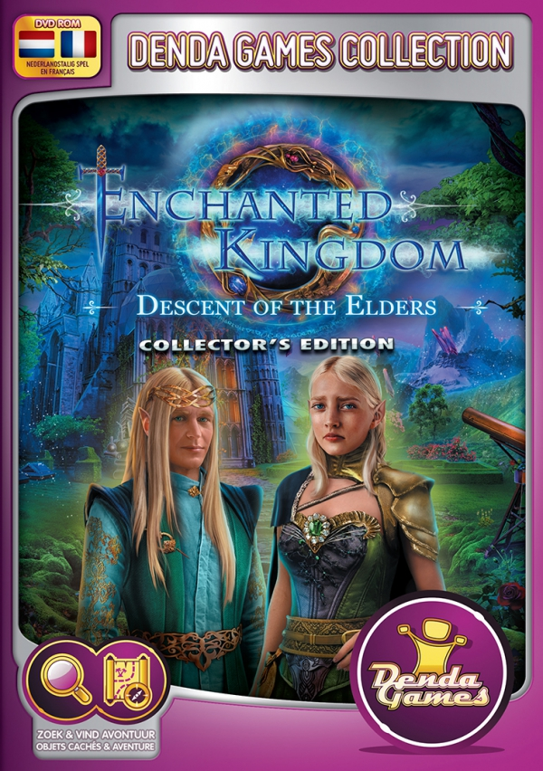 Enchanted Kingdom - Descent of the Elders CE