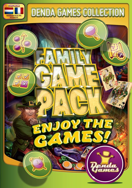 Family Game Pack - Enjoy the Games